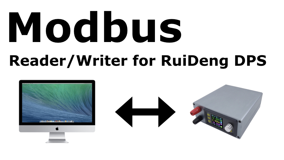 Modbus Generate Ruideng Dps Data Reader